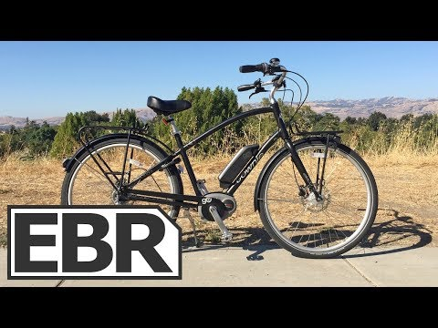 Electra Townie Commute Go! 8i Video Review - $3k Cruiser Style Commuter