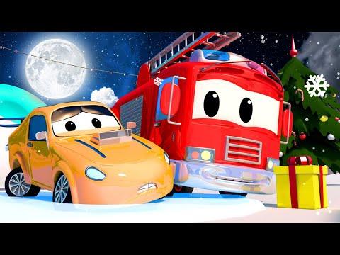 Авто Патруль -  Сьюзи и потерянные подарки - Автомобильный Город  🚓 🚒 детский мультфильм