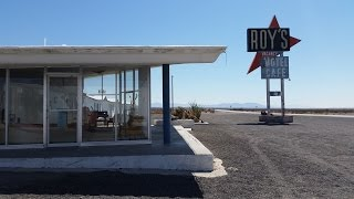 The ghost town that ain't dead yet on Route 66