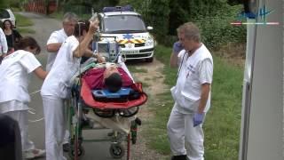 SIMULATION de décès par arrêt cardiaque et évocation de prélèvement d'organes au CHRU de Tours