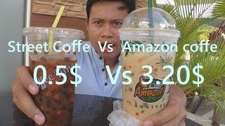 0.5$ vs 2.30$ | Coffee
