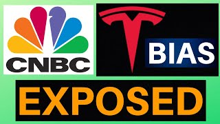 CNBC's Tesla Bias EXPOSED | Compilation of CNBC's Negative Tesla Bias