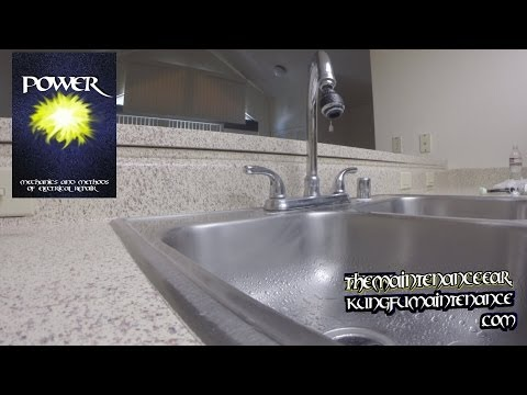 how-to-fix-dripping-two-handle-faucet-leaking-water-glacier-bay-seasons-repair-video