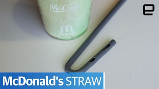 McDonald's STRAW: Hands-On