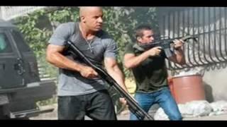 Rapido y Furioso 5 - Taboo Don Omar