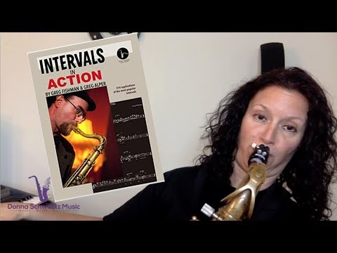 Greg Fishman - Intervals In Action Book Review