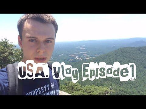 USA. Georgia Vlog Episode 1