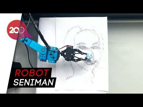 Perkenalkan Ai-Da, 'Pablo Picasso' dalam Wujud Robot Mp3