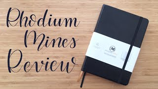 Review | Rhodium Mines Notebook