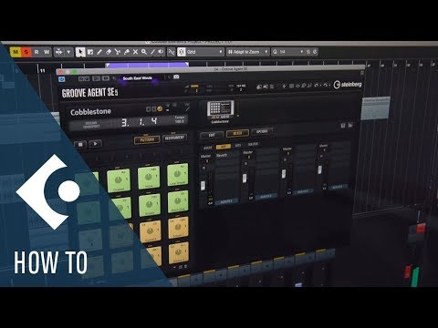 Beat Loops and Sampling | Getting Started with Cubase Elements 10