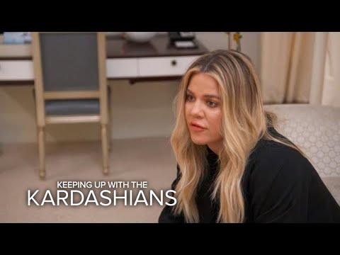 KUWTK | Khloé & Kourtney Kardashian Butt Heads Over What!? | E!