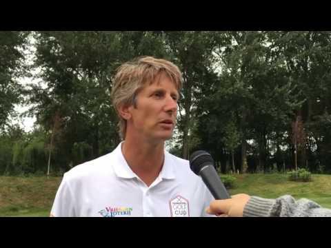 Interview Edwin van der Sar