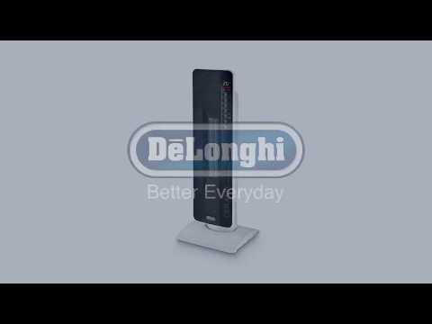 Delonghi Ceramic Heaters Youtube