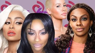 "Tokyo Toni, Blac Chyna & Amber Rose vs Jess hilarious!~ ""You're CORNY!"" full break down & receipts!"