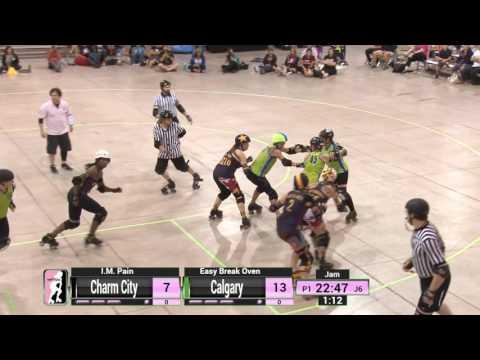 Game 9: Charm City Roller Girls v Calgary