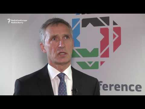 Stoltenberg -- Development And Security Interdependent In Afghanistan