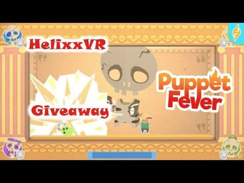 Puppet Fever Giveaway ******Closed********