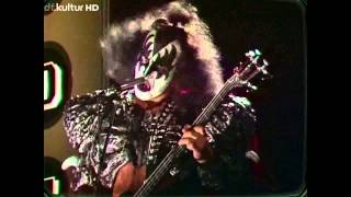 Kiss - She´s so european