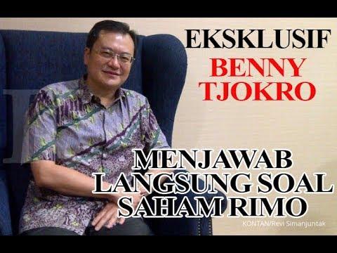 INI JAWABAN BENTJOK (BENNY TJOKRO) ATAS RIMO - YouTube