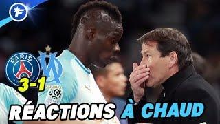 Rudi Garcia revient sur le mystère autour de Mario Balotelli