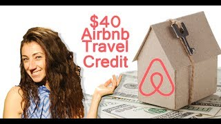 Gambar cover WAS $30! Then $40!!! NOW $55!!! Airbnb Travel Credit - DISCOUNT CODE
