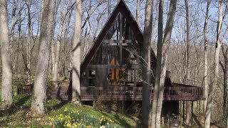 Lovely A-frame Home For Sale, 219 Spring Valley Ln West Lafayette In