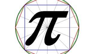 Pi = 3.1415 Proof: Archimedes' Geometric Proof