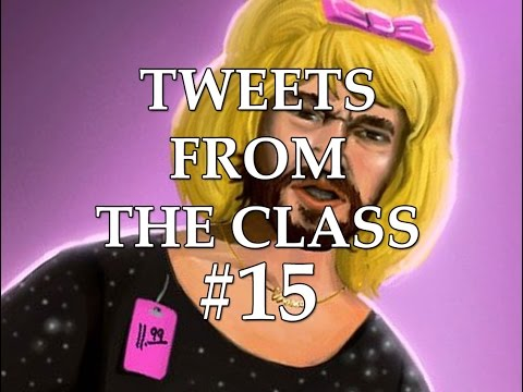 """Tweets From the Class #15: """"The Rake Under My Desk"""""""