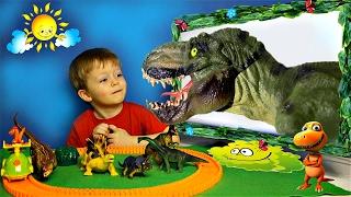 Детям про Динозавров Сборник Челлендж Угадай Динозавра Загадки про Динозавров Тираннозавр Рекс