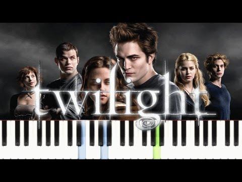Twilight goes Piano!  3 I Dreamt of Edward Piano Tutorial  Synthesia