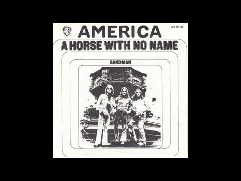 America - A Horse With No Name (Warner Bros. Records 1971)