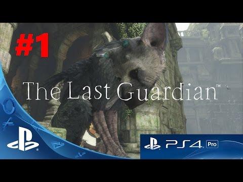 The Last Guardian PS4 Pro - прохождение часть 1 Долгострой вышел спустя 10 лет