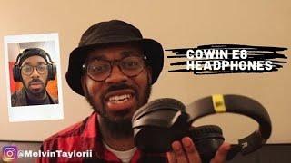 Cowin E8 Noise Canceling Headphones Review!!