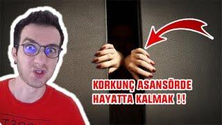 KORKUNÇLU ASANSÖR ! | ROBLOX