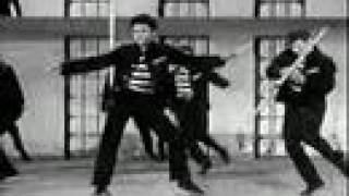 Elvis Presley Jailhouse Rock Music Video