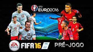 #PRÉ - JOGO - 01 - Polonia x Portugal