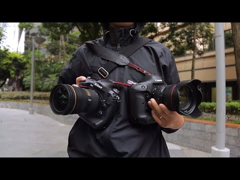 Nikon D4s vs. Canon 1D X - Which one's better?