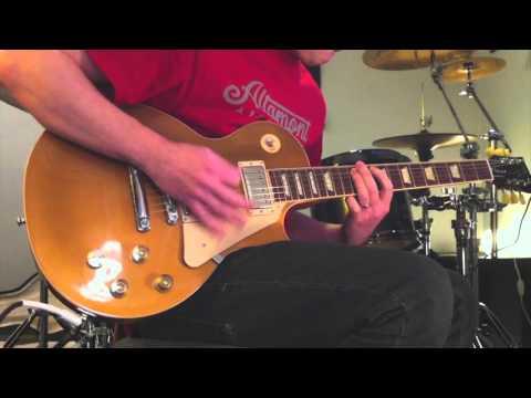 Alkaline Trio - Private Eye (Guitar Cover)