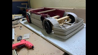 Building The Dogo Ride Part 1