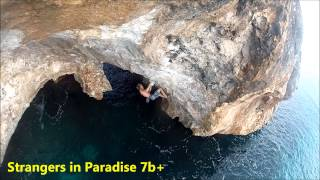 Deep Water Soloing in Mallorca!
