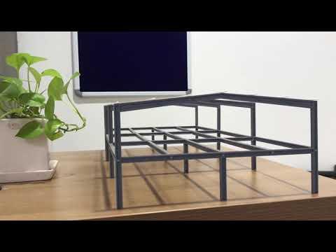 PRE FABRICATED STEEL BUILDING MODEL