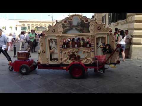 Terramaxka in Valletta