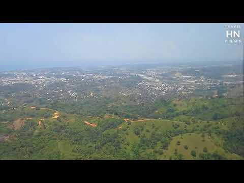 Honduras Helicopter Trip Part 3.1