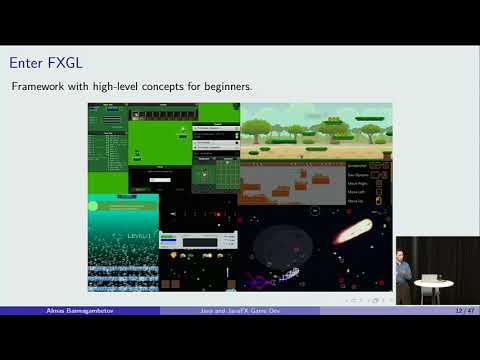 Java And JavaFX Game Development