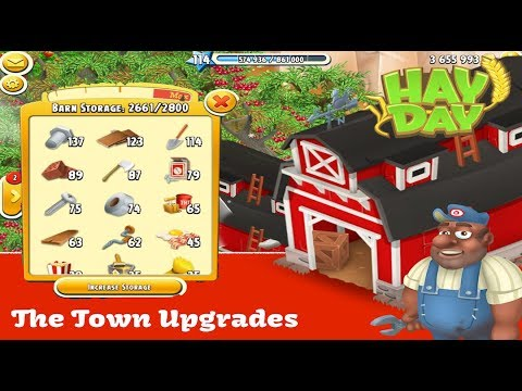 Hay Day Building Materials