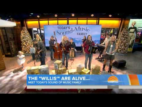 The Willis Clan Family on TODAY Show - full video