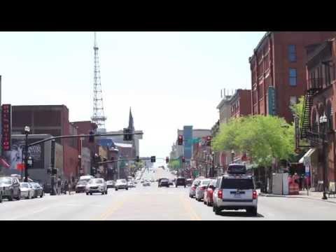 2015 Nashville Film Festival Commercial