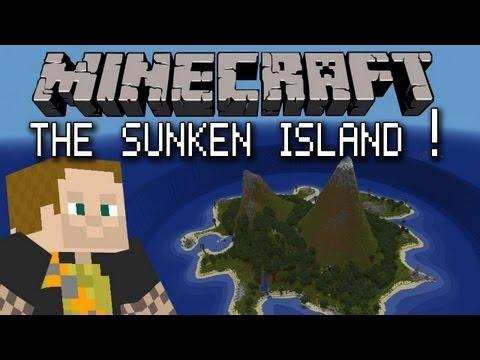 Minecraft - Multiplayer - Sunken Island Adventure - EP 1