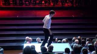 David Geaney - World Champion Irish Dancer - INEC 2015