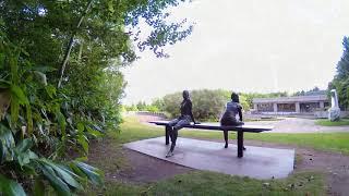 Two    Kyoko Asakura  /  Sapporo Art Park Sculpture Garden 札幌芸術の森